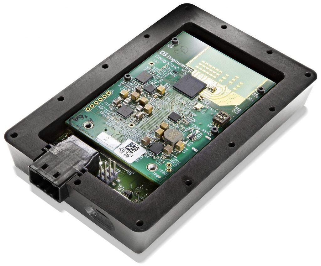 DesignCore® RS-1843ACW Automotive Radar Sensor CAN/WiFi Evaluation Kit with Enclosure
