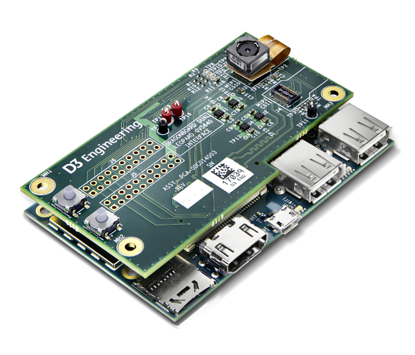 Embedded Vision - D3 Engineering