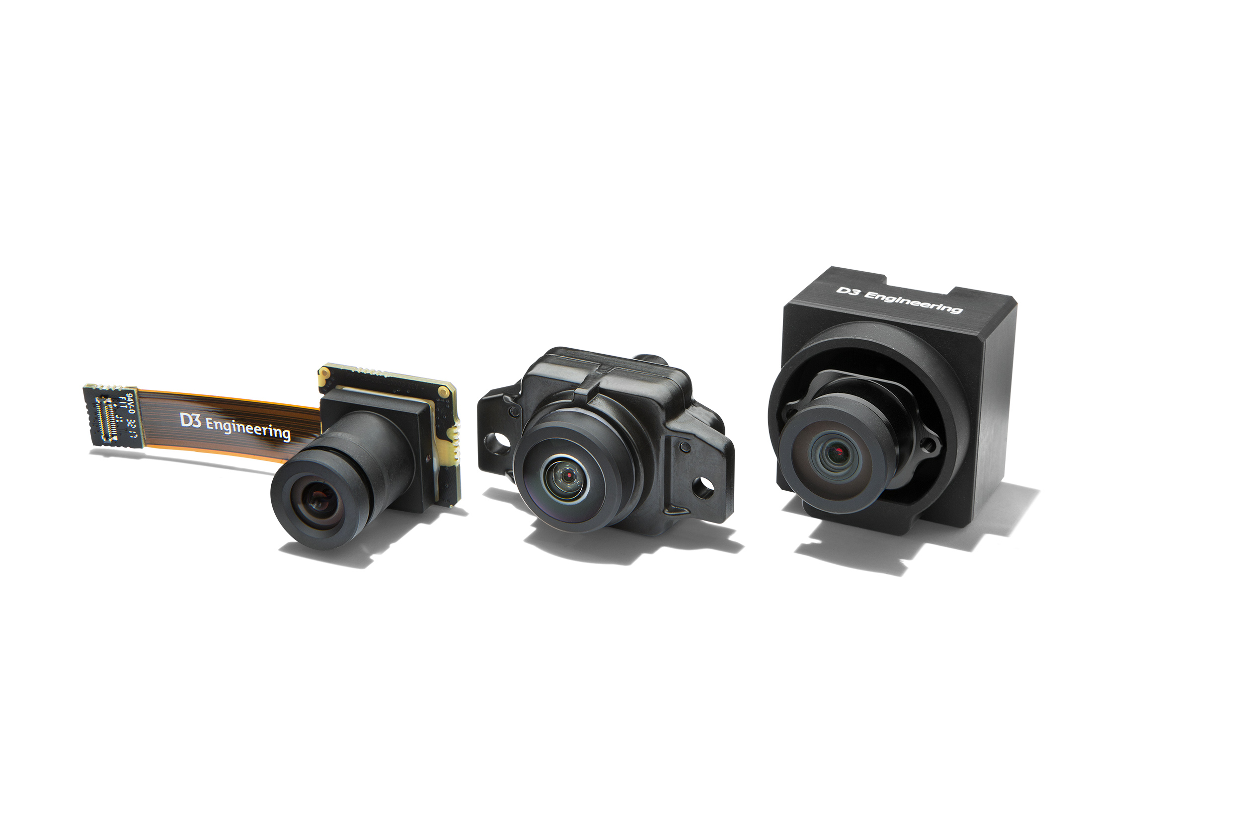 Additional Sensor Modules, Rugged Camera Modules, and Camera Modules