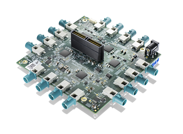 NVIDIA Xavier interface 16-sensor card from D3